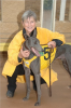 Denise Sparkes & Gonzo The Great After A Winning Double At Dubbo