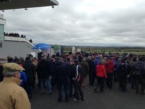 Betting Ring 2014 Irish Cup