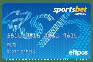 Sportsbet Cashcard