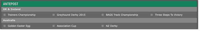 Bet 365 futures betting