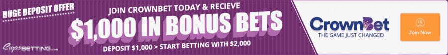 Crownbet Australia bonus