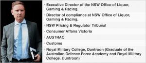 Paul Newson's compliance jobs